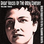 Kathleen Ferrier Great Voices Of The 20th Century CD3