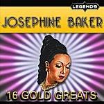 Josephine Baker 16 Golden Greats