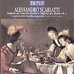 Enrico Casazza Sinfonie Da Concert Grosso E Sinfonie Per Flauto E B. C.