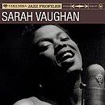 Sarah Vaughan Columbia Jazz Profile