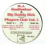 DJ Godfather Players Club Vol. 1