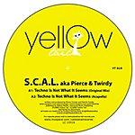 Pierce Techno Is Not What It Seems/Sleeper