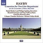 Helmut Müller-Brühl Franz Joseph Haydn: Concertos for 2 lire organizzate, Hob.VIIh:1-5 (Cologne Chamber, Muller-Bruhl)