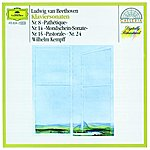"Wilhelm Kempff Beethoven: Piano Sonatas Nos.8 ""Pathétique"", 14 ""Moonlight"", 15 ""Pastorale"" & 24"