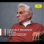 Leonard Bernstein Brahms: Complete Symphonies; Orchestral Works; Concertos