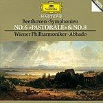 """Claudio Abbado Beethoven: Symphonies Nos.6 """"Pastoral"""" & 8"""