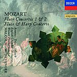 William Bennett Mozart: Flute Concertos Nos.1 & 2; Concerto for Flute & Harp