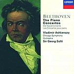 Vladimir Ashkenazy Beethoven: The Piano Concertos