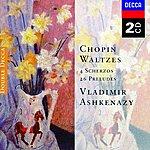 Vladimir Ashkenazy Chopin: Waltzes; 4 Scherzos; 26 Preludes