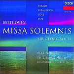 Sir Georg Solti Beethoven: Missa Solemnis