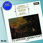 Vladimir Ashkenazy Chopin/Debussy/Ravel Recital