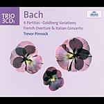 Trevor Pinnock Bach: 6 Partitas; Goldberg Variations; French Overture; Italian Concerto