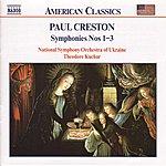 Theodore Kuchar CRESTON: Symphonies Nos. 1- 3