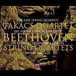 Takács Quartet Beethoven: String Quartets Vol.3