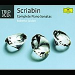Roberto Szidon Scriabin: Complete Piano Sonatas