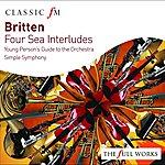 London Philharmonic Orchestra Britten: Four Sea Interludes/Young Person's Guide