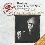 Sir Clifford Curzon Brahms: Piano Concerto No.1/Franck: Variations Symphoniques/Litolff: Scherzo