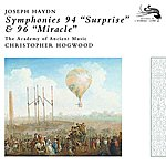 The Academy Of Ancient Music Haydn: Symphonies Nos.94 & 96