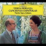 Teresa Berganza Canciones Españolas