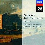 San Francisco Symphony Orchestra Nielsen: The Symphonies Nos. 1-3