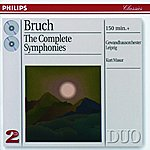 Salvatore Accardo Bruch: The 3 Symphonies/Works For Violin & Orchestra