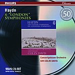 "Royal Concertgebouw Orchestra Haydn: 6 ""London"" Symphonies"
