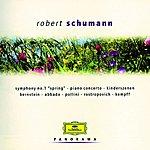 Robert Schumann Symphony No.1/Kinderszenen, Op.15/Cello Concerto in A Minor, Op.129/Fantasie in C, Op.17/Piano Concerto in A Minor, Op.54