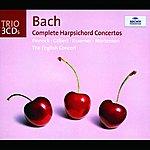 The English Concert Bach: The Harpsichord Concertos