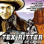 Tex Ritter Deck Of Cards