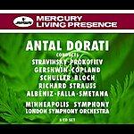 Antal Doráti Antal Dorati conducts