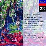 Ernest Ansermet Rimsky-Korsakov: Scheherazade, etc.