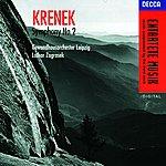 Lothar Zagrosek Krenek: Symphony No. 2, Op. 12