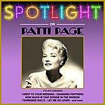 Patti Page Spotlight On Patti Page