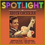 Eddie Cochran Spotlight On Eddie Cochran