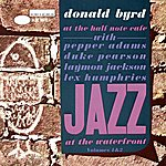 Donald Byrd At The Half Note Cafe, Vols.1 & 2