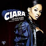 Ciara Never Ever (Single)(Featuring Young Jeezy)