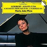 Maria João Pires Schubert: Sonata D784/6 Moments Musicaux D780/2 Scherzi D593
