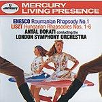 London Symphony Orchestra Enesco: Roumanian Rhapsody No.1/Liszt: Hungarian Rhapsodies Nos.1-6