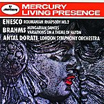 London Symphony Orchestra Brahms: Hungarian Dances/Haydn Variations/Enesco: Romanian Rhapsody No.2