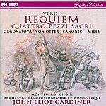 Luba Orgonasova Verdi: Requiem/Quattro Pezzi Sacri