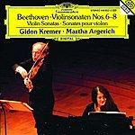 Gidon Kremer Beethoven: Violin Sonatas Nos.6-8