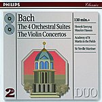 Henryk Szeryng Bach, J.S.: The 4 Orchestral Suites/The Violin Concertos