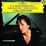 Maria João Pires J.S. Bach: Partita No.1/English Suite No.3/French Suite No.2