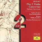Gidon Kremer Mozart: The 5 Violin Concertos; Sinfonia Concertante