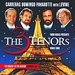 José Carreras The Three Tenors: Paris, 1998