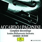 Salvatore Accardo Accardo Plays Paganini: Complete Recordings
