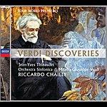 Orchestra Sinfonica Di Milano Giuseppe Verdi Verdi: Discoveries