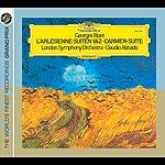 London Symphony Orchestra Bizet: L'Arlésienne Suites Nos.1 & 2/Carmen Suite No.1