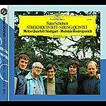 Mstislav Rostropovich Schubert: String Quintet D.956