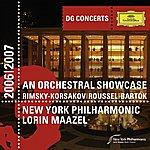 New York Philharmonic DG Concert - An Orchestral Showcase